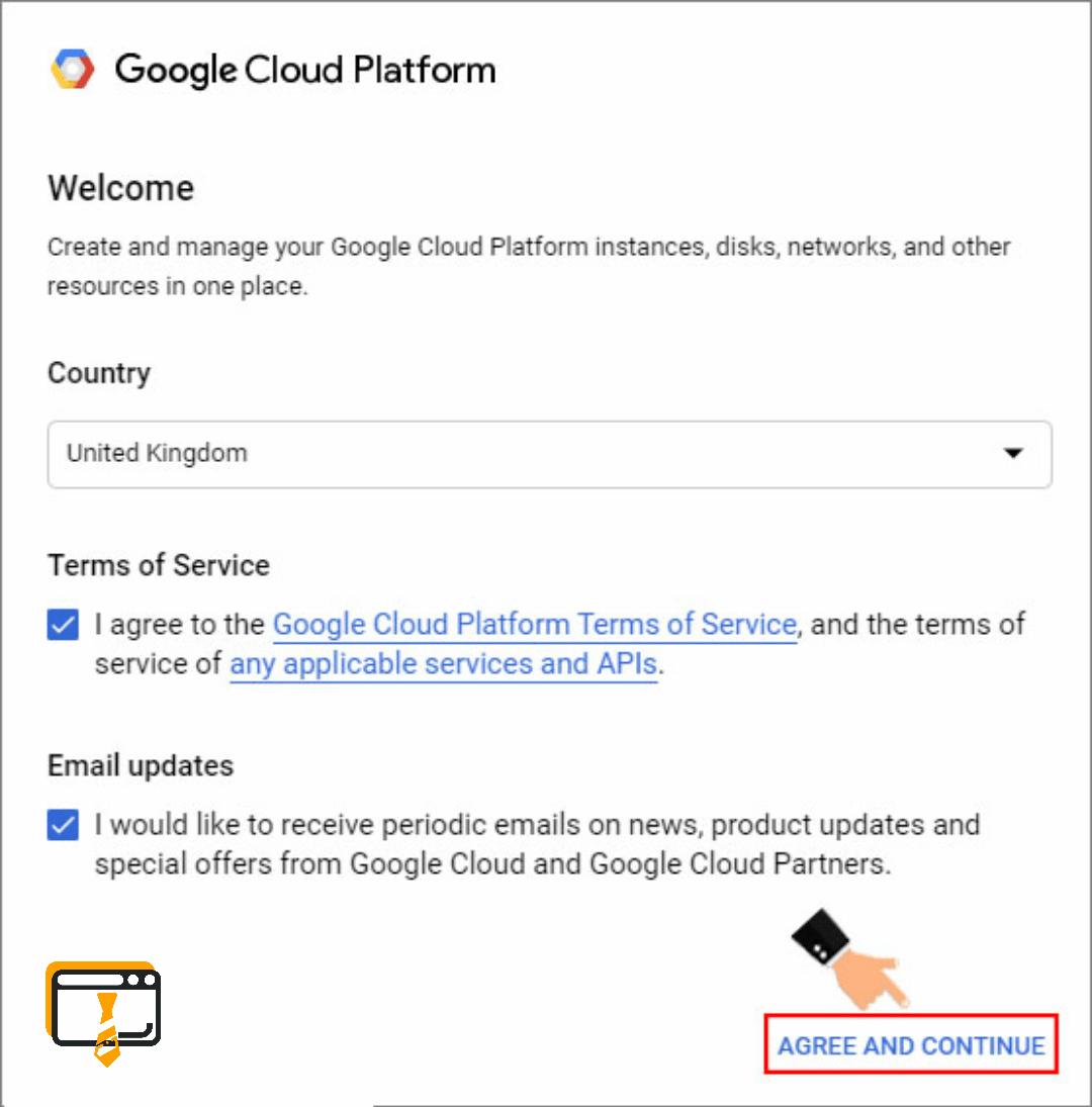 ورود به وردپرس با گوگل